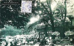 ► CPSM  Exposition Universelle  Paris 1931    La Terrasse R Beillard Route De Ceinture Du Lac - Tentoonstellingen