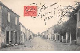 32 . N°106005 . Seissan .l Avenue De Masseube . - Other Municipalities