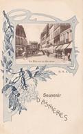 ASNIERES - Souvenir D'Asnières - Asnieres Sur Seine