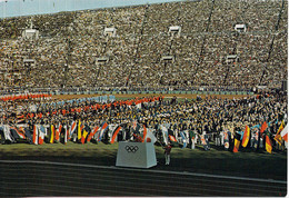Japan Postcard 1964 Tokyo Olympic Games - Mint (G131-27) - Estate 1964: Tokio