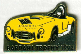 Pin's Voiture Automobile Course Ford Cobra Bardhal Trophy 1992 - Ford