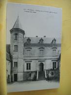 24 1945 CPA - 24 CHATEAU DE LA VITROLE, PRES LE BUGUE. - Altri Comuni