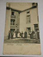 Florange, Restauration E. Gossin - Thionville