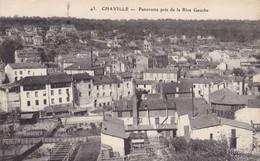 CHAVILLE - Panorama Pris De La Rive Gauche - Chaville
