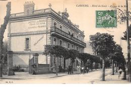 14 .n° 108210 .  Cabourg . Hotel Du Nord .avenue De La Mer . - Cabourg