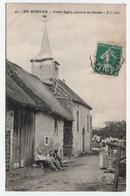 En Morvan. - Vieille Eglise Couverte En Chaume. - Montsauche Les Settons
