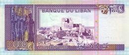 Lebanon P.70  10000 Livres 1993  Unc - Lebanon