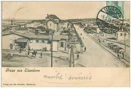 Belgique. N°38256.gruss Aus Elsenborn - Elsenborn (camp)