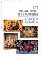 """✅ """" TAPISSERIE AUBUSSON """" Sur Document Philatélique Officiel De 2015 De 4 Pages. N° YT 4999 5000. DPO - Documents De La Poste"""