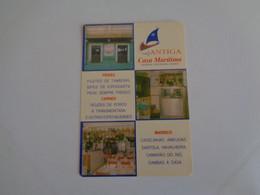 Antiga Casa Marítima Trafaria Almada Portugal Portuguese Pocket Calendar 1995 - Klein Formaat: 1991-00