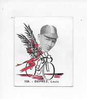 Deprez Louis-Baanreuzen-Géants De La Route-nr 150-Belgian Chewing Gum Cy S.A.-Antwerp - Cycling