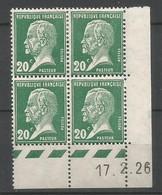 Coins Datés De France Neuf *  N 172  Année 1926  Charnière En Haut - ....-1929