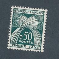 FRANCE - TAXE N° 93 NEUF** SANS CHARNIERE - COTE : 15€ - 1960 - 1960-... Ungebraucht