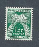 FRANCE - TAXE N° 94 NEUF** SANS CHARNIERE - COTE : 40€ - 1960 - 1960-... Ungebraucht