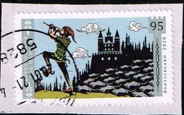 Bund 2020,Michel# 3578 O  Legenden Aus Deutschland: Der Rattenfänger Von Hameln - Used Stamps