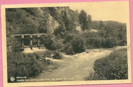 C.P. Modave = Vanne  Du Hoyoux  En  Aval Du Pont De  VYLE - Modave