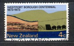 Neuseeland New Zealand 1973 - Michel Nr. 598 O - Gebraucht