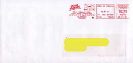 France 2001, Holidays / Vacances / Sports Divers / Circulated Cover - Other