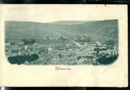 CP ( Malmèdy) Obl. MAMEDY 21/01/1900  Taxé à LOUVAIN  + Obl. Ambulant: VERVIERS-BRUXELLES 2 - Andere