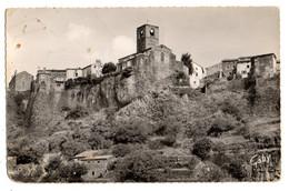 CHILHAC ---1957--Vue Générale, Au Milieu L'église.......timbre.........beau Cachets Hexagonaux..........à Saisir - Autres Communes