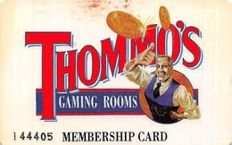 Thommo's Gaming Rooms - Alexandrea Australia .....[FSC]..... - Casino Cards