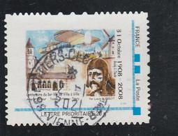 MONTIMBRAMOI BLERIOT - CENTENAIRE DU 1ER VOL DE VILLE A VILLE 1908 - 2008  OBLITERE A DATE - Personalized Stamps (MonTimbraMoi)