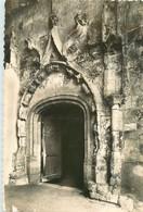 CPSM Roquefort Des Landes-Porche De L'église   L679 - Roquefort