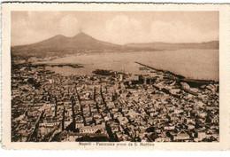 51zn  91 CPA - NAPOLI - PANORAMA - Napoli