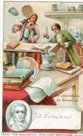 Chromo - Cacao Pur Hollandais Bensdorp Amsterdam -Berzélius - 79 - Laboratoire - Andere