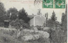 84  Vaucluse VISAN Chapelle Et Bosquet De N D Des Vignes - Autres Communes
