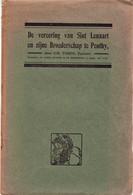 """Peuthy  """" De Vereering Van Sint Lenaart En Zijn Broederschap Te Peuthy - Door M.Torfs Pastoor - Santini"""