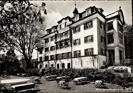 CPA Luzern Stadt Schweiz, Hotel Kastanienbaum - LU Lucerne