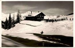 Skihaus Conterser - Schwendi, Parsenn-Küblis & Serneus-Abfahrt (366) * 28. 11. 1939 - GR Grisons