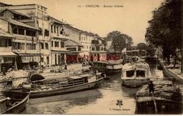 CPA CHOLON - VIETNAM - ARROYO CHINOIS - Vietnam