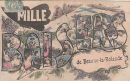 Beaume  - La - Rolande - - Beaune-la-Rolande