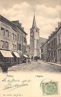 ARLON (Lux.) L'église, Fabrique De Clous Destrée-Defoin - Arlon