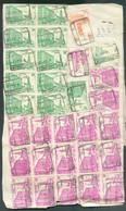 Lettre De Voiture De QUIEVRAIN 3-V-64 Vers Willebroek Affranchissement Spectaculaire De 6264 Francs !!!- 18198 - 1952-....