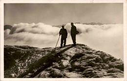 Auf Der Weissfluh (228) * 15. 2. 1937 - GR Grisons