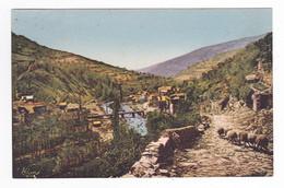 48 Environs De Marvejols St Saint Léger De Peyre En 1951 Troupeau De Moutons - Marvejols