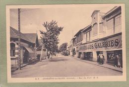 ANDERNOS LES BAINS  RUE DU PORT - Andernos-les-Bains