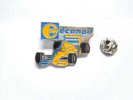Beau Pin's , Auto F1 , Carburant Huile Oil Mécanoil - F1