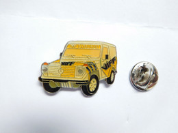 Beau Pin's , Auto Mercédès 4X4 , Gaz Carburant VIFF - Mercedes