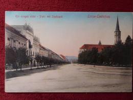 SLOVAKIA - LEVOCA / HUNGARY - LŐCSE / 1908 - Slowakije