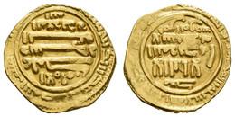 Al-Muizz-li-dinillah, 341-365 AH = 953-975, AV Dinar, Sijilmasa, Beschnitten, 3,81 G, Nicol 289, Ss, Ex Peus, Frankfurt - Other - Africa