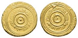 Nizar-al-aziz-billah, 365-386 AH = 975-996, Misr (Kairo), Wohl Zeitgenössische Gussfälschung Eines AV Dinars, Beschnitte - Other - Africa