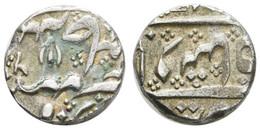 Madras Presidency, AR Rupie, 'frozen Date 6' = 1809, Arcot, 11,45 G, K.M. 384, S-ss - India