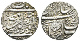 Randschit Singh, 1799-1839 (1856-1896 VS), AR Rupie, 1883 VS = 1826, Amritsar, 11,04 G, K.M. 20.1, Vz - India