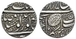 Randschit Singh, 1799-1839 (1856-1896 VS), AR Rupie, 1896 VS = 1839, Amritsar, 11,06 G, K.M. 22.1, Vz- - India