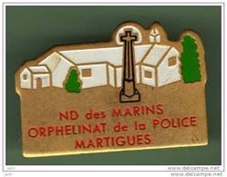 POLICE *** ORPHELINAT MARTIGUES *** 2109 - Polizia