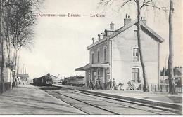 A/208             03        Dompierre Sur Besbre     -   La Gare - Arrivée Du Train - Otros Municipios